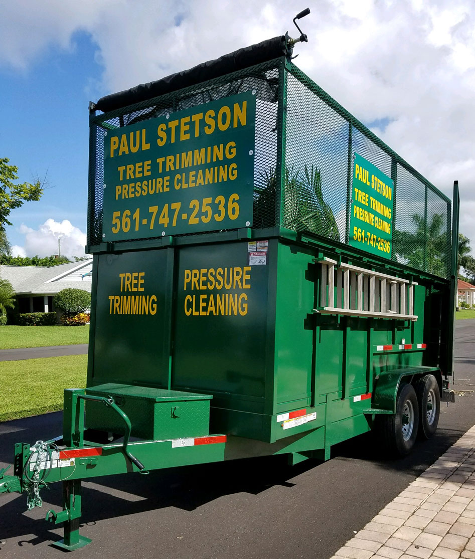 Contact Paul Stetson Pressure Cleaning